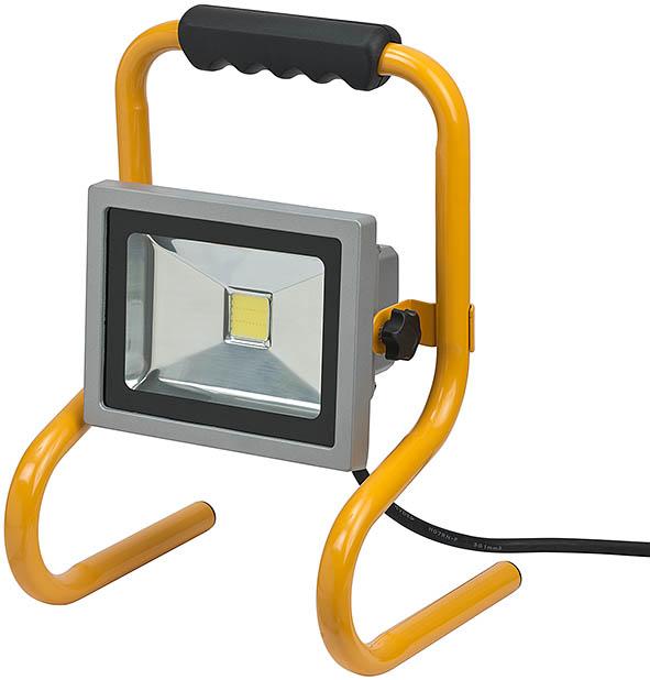 lampa oprawa naświetlacz halogen projektor LED  przenośny niemiecki