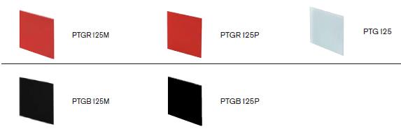 Wentylator łazienkowy  fi125 kolory  szkło z wyłącznikiem czasowym