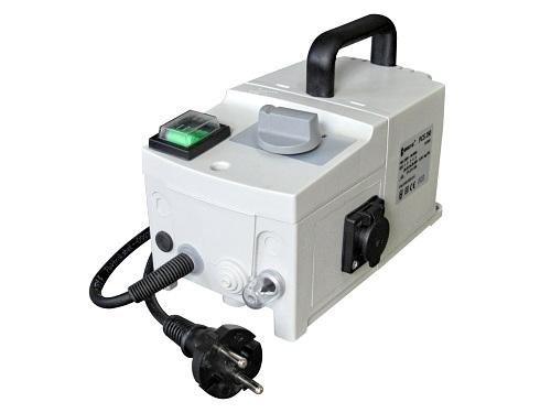 Transformator do cięcia styropianu z regulacją temperatury