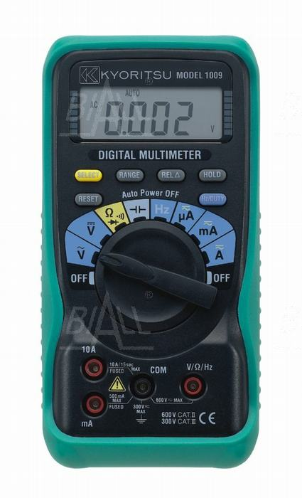 Multimetr miernik automatyczny KEW1009 KYORITSU