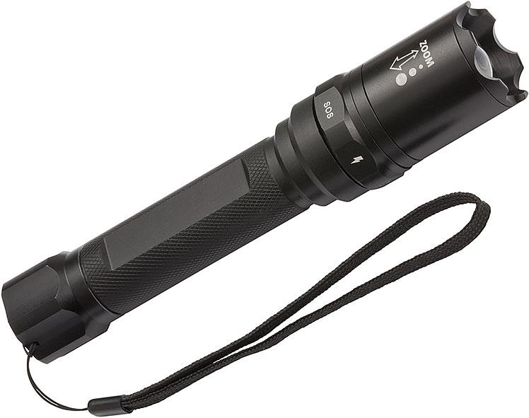 latarka akumulatorowa Cree LED 350lm niemiecka Latarka akumulatorowa LED LuxPremium TL 350AFS IP44