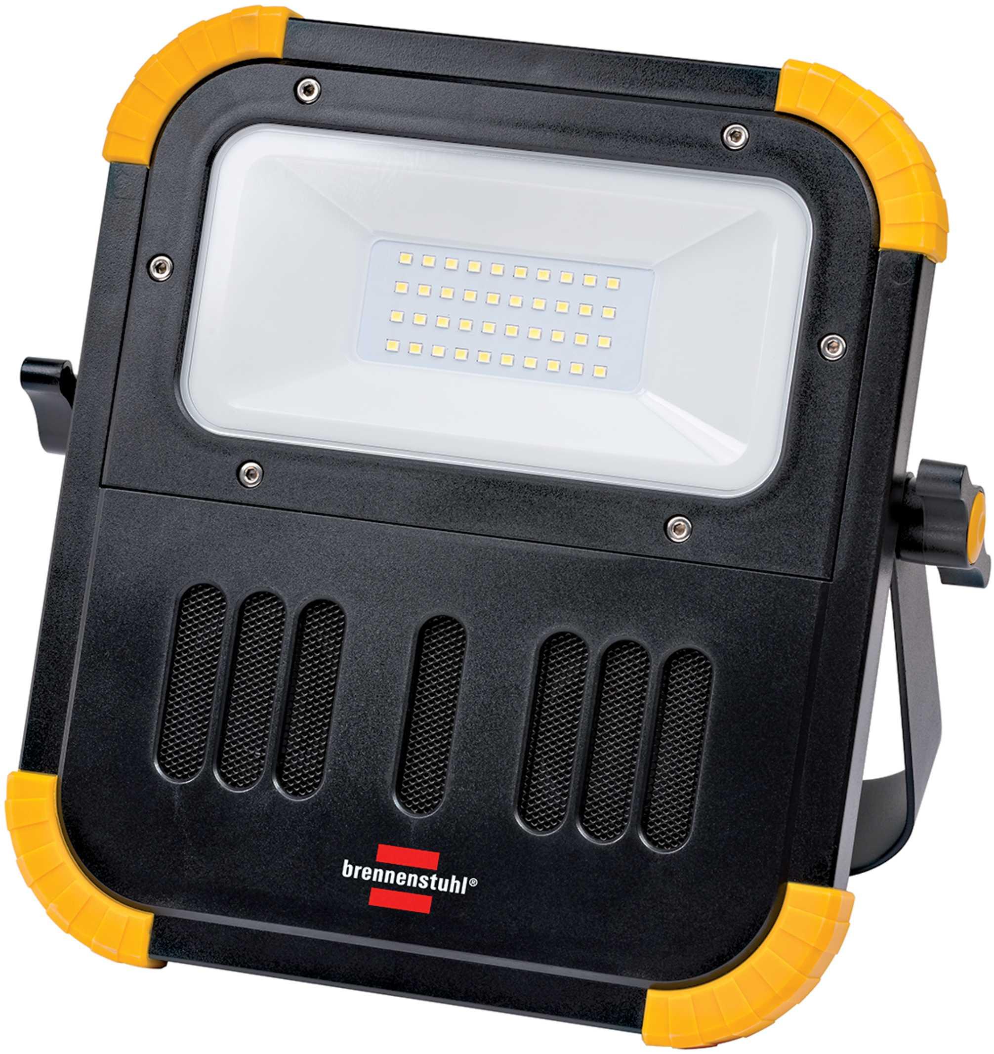 lampa naświetlacz z głośnikami bluetooth akumulatorowa blumo
