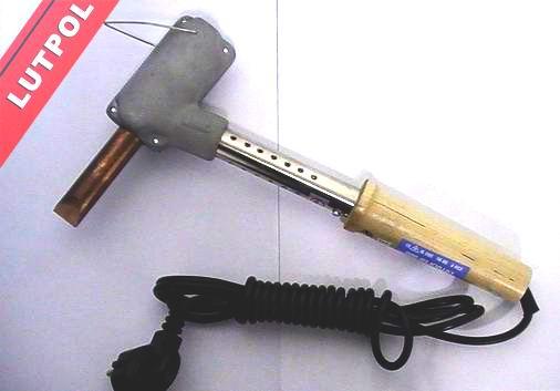 Lutownica elektryczna grzałkowa oporowa  300W lutola