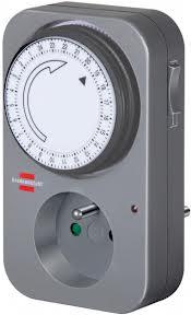 wyłącznik czasowy timer programator sterownik analogowy niemiecki