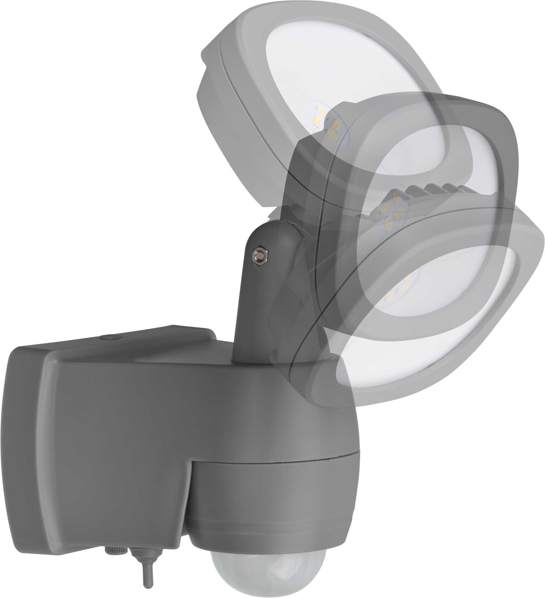 lampa z czujnikiem ruchu na baterie lufos200