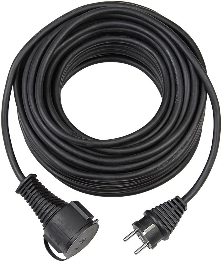 przedłużacz kabel przedłużający 10m guma IP44 H07RN-F