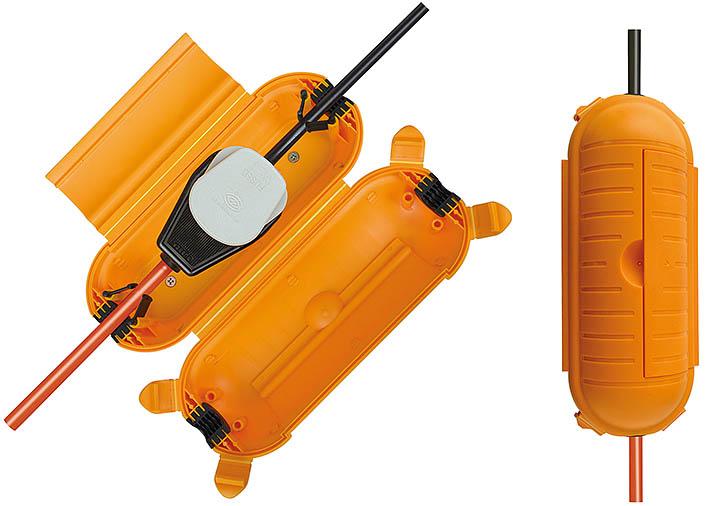 obudowa puszka ochronna złącza przedłużacza safe box IP44