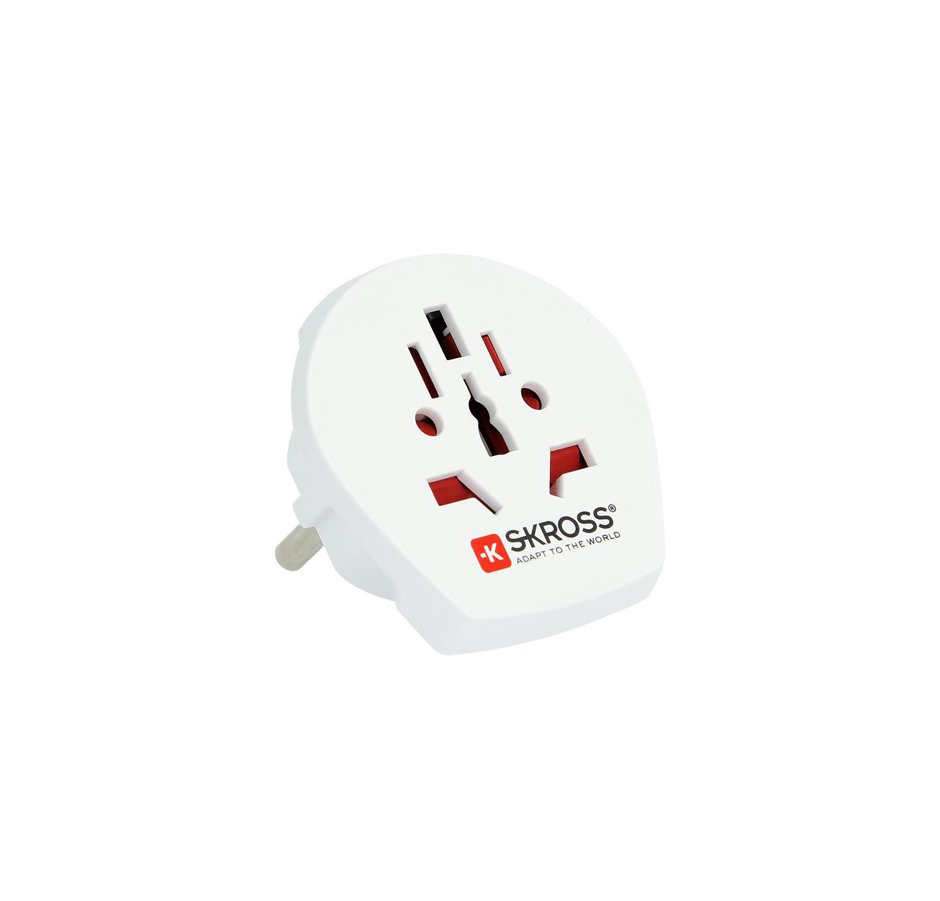 adapter z świat chiny usa japonia brazylia do polska skross 1500211