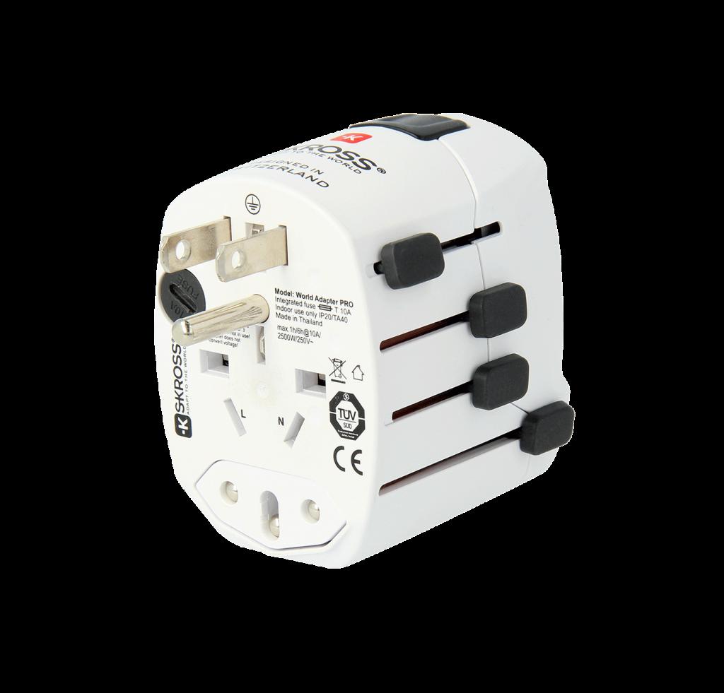 adapter podróżny  uniwersalny  skross adapter podróżny skross