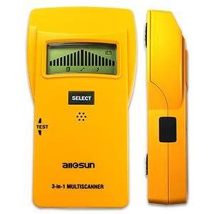 Wykrywacz detektor metal belka przewodów okalizator przewodów podtynkiem