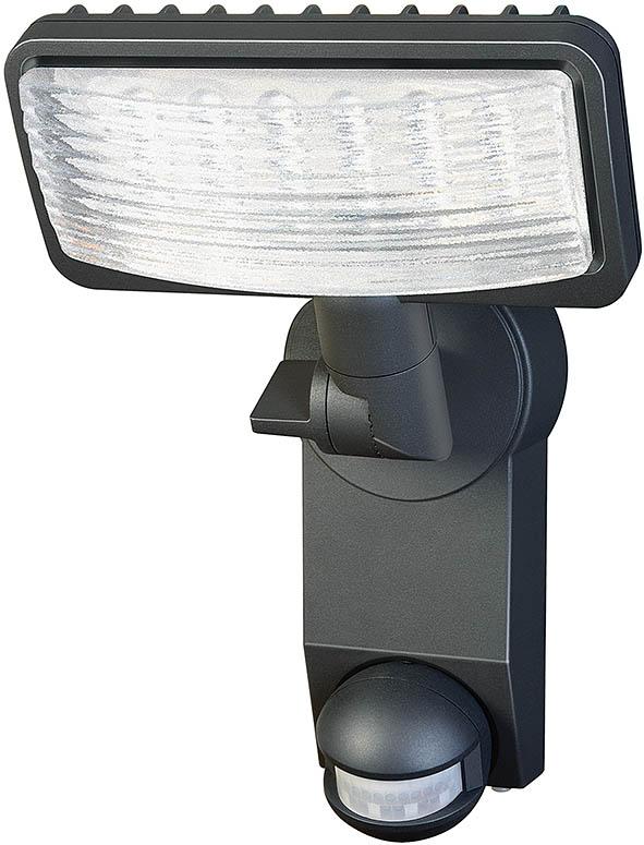 Lampa oprawa LED IP44 z czujnikiem PIR 1980LM aluminiowa lampa LED 27x0,5W klasa A